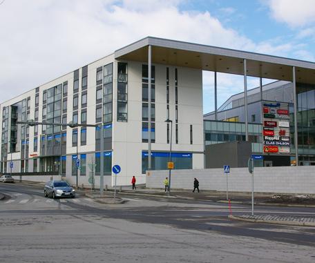 Lappeenranta-salin aula- ja näyttelytilat